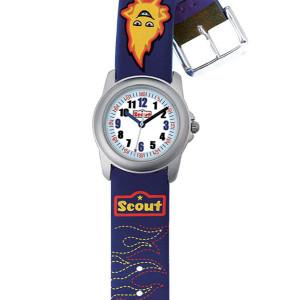 "Scout Kinder-Armbanduhr aus der Serie ""Boys World"""