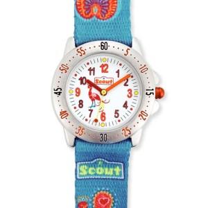 "Scout Kinder-Armbanduhr des Schulranzen-Modells ""Beautiful"""