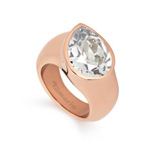 Tamaris Damenschmuck Ring roségold Swarovski Stein ab 52